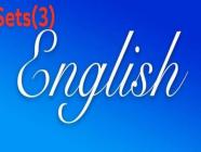 (English) Sets (3) တက္ကသိုလ်ဝင်တန်းစာမေးပွဲ ဝင်ရောက်ဖြေဆိုမည့် ကျောင်းသား/သူများအတွက် လေ့ကျင့်ရန်