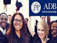 ၂၀၂၀-၂၀၂၁ ပညာသင်နှစ်အတွက် ADB-JSP ပညာသင်ဆုအကြောင်း