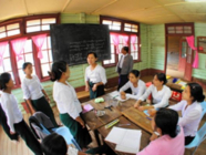 ပြောင်းလဲမည့် သင်ရိုးသစ်အတွက် ဆရာ/ဆရာမများကို သင်တန်းပေးမည်