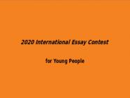 """မိတ်ဆွေတို့ """"A Letter From Myself in 2030"""" စာစီစာကုံးဝင်ရောက်ယှဉ်ပြိုင်ကြရအောင်"""