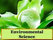 Environmental Science online သင်တန်းလျှောက်လွှာခေါ်ယူခြင်း