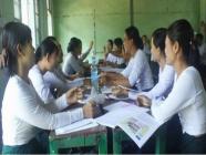 စာမေးပွဲအဖြေလွှာ ဇွန် (၅)ရက်တွင် စတင်စစ်ဆေးရန် ဆရာ/ဆရာမများကိုခေါ်ပြီ
