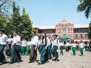 ဇူလိုင် (၂၁) ရက်တွင် အထက်တန်းကျောင်းများ စတင်ဖွင့်မည်