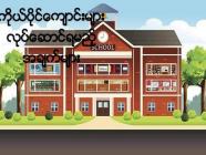 ကျောင်းဖွင့်လှစ်ရေးတွင် ကိုယ်ပိုင်ကျောင်းများလုပ်ဆောင်ရမည့်အချက်များ
