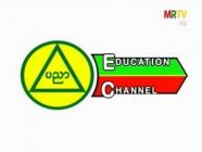 မြန်မာ့ပညာရေးရုပ်မြင်သံကြားလိုင်း ထုတ်လွှင့်မှုအစီအစဉ်