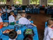 ဆိပ်ဖြူမြို့နယ်၌ အခြေခံပညာကျောင်း (၁၂) ကျောင်း အဆင့်တိုးမြင့်ဖွင့်လှစ်ခွင့်ရရှိ