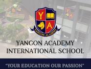 ကလေးများ၏ အနာဂတ်လှပဖို့ Yangon Academy International School နဲ့ချိတ်ဆက်စို့