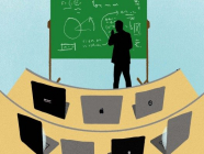 တက္ကသိုလ်ပညာရေး အွန်လိုင်းစတင် အကောင်အထည်ဖော်ရန် အသိပေးနှိုးဆော်