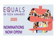 EQUALS in Tech Awards 2020 အတွက် ပြိုင်ပွဲဝင်များဖိတ်ခေါ်