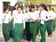 သင်ရိုးသစ် ဒသမတန်း(Grade-10)တွင်ရွေးချယ်ထားသည့်ဘာသာတွဲကိုကျောင်းဖွင့်ပြီး တစ်လအတွင်း ပြောင်းခွင့်ပြု