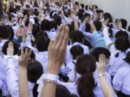ပညာရေး ပြုပြင်ပြောင်းလဲမှုများတွင် လှုံ့ ဆော်သူများ ဖြစ်လာသည့် အထက်တန်းကျောင်းသားများ