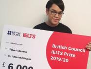 နိုင်ငံတကာလေ့လာမှုများကို ကူညီပေးမည့် ထိုင်းနိုင်ငံဗြိတိသျှကောင်စီ၏ IELTS ဆု