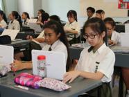 ၂၀၂၁ခုနှစ်တွင် အလယ်တန်းကျောင်းသားများ ကိုယ်ပိုင် လက်ပ်တောပ့် သို့မဟုတ် တက်ဘလက်များ ရှိရမည်