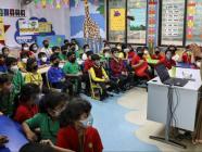 ရောနှောသင်ကြားသည့်ပညာရေးနှင့် အိန္ဒိယကျောင်းသားများ