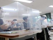 ကိုဗစ်ဗိုင်းရပ်စ်သည် တောင်ကိုရီးယားကျောင်းသားများကို အာရုံနောက်စေခဲ့သည်