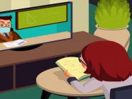 တက္ကသိုလ်ဝင်တန်းကျောင်းသင်ခန်းစာများကို အခမဲ့စတင်ထုတ်လွှင့်မည်