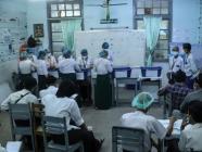 ရွေးကောက်ပွဲကာလတွင် ဆရာ ဆရာမ ၅၀ ကျော် COVID-19 ရောဂါကူးစက်ခံထားရပြီး သေဆုံးသူ နှစ်ဦးရှိ