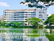 Environmental and Water Studies ဘွဲ့ကြိုသင်တန်းများနှင့် ဘွဲ့လွန်ဒီပလိုမာသင်တန်းများ