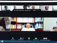 ၂၁ ရာစု မြန်မာနိုင်ငံအဆင့်မြင့်ပညာရေးကဏ္ဍ၏ စိန်ခေါ်မှုသစ်များခေါင်းစဥ်ဖြင့် ဆွေးနွေးပွဲ ကျင်းပ