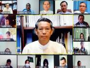 အမျိုးသားပညာရေးမဟာဗျူဟာစီမံကိန်း (၂၀၂၁-၂၀၃၀) ရေးဆွဲရေးအတွက် တက္ကသိုလ်များမှ ဆရာဆရာမများနှင့်ဆွေးနွေး
