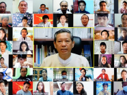 အမျိုးသားပညာရေးမဟာဗျူဟာစီမံကိန်း (၂၀၂၁-၃၀) ရေးရာတွင် ကျောင်းသားသမဂ္ဂများနှင့် ဒုတိယနေ့ဆွေးနွေး