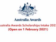Austalia Awards Scholarships, 2022 ကို စတင်လျှောက်ထားနိုင်တော့မည်