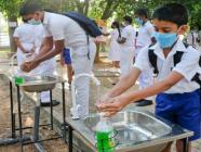သီရိလင်္ကာနိုင်ငံ အနောက်ပိုင်းပြည်နယ်ရှိ အထက်တန်းကျောင်းများ ပြန်လည်ဖွင့်လှစ်