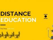 အဝေးသင်ပညာရေးဆိုင်ရာ အမေးအဖြေများ