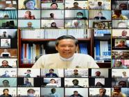တက္ကသိုလ်စိန်ခေါ်မှုများ (University Challenges) ခေါင်းစဉ်ဖြင့် ဆွေးနွေးပွဲ ကျင်းပ