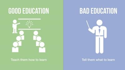 ကောင်းတဲ့ ပညာ ရေးနဲ့ ညံ့တဲ့ ပညာ ရေးတို့ရဲ့ ကွာခြားချက် (၈)ချက်