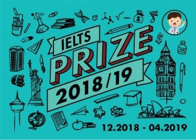 ၿဗိတိသွ်ေကာင္စီ IELTS Prize ပညာသင္ဆု ေလွ်ာက္ထားႏုိင္ပါၿပီ